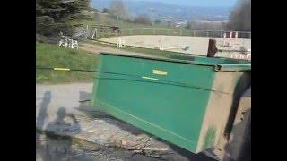 Barrière automatique électrifiée - Vidéo Horse Stop