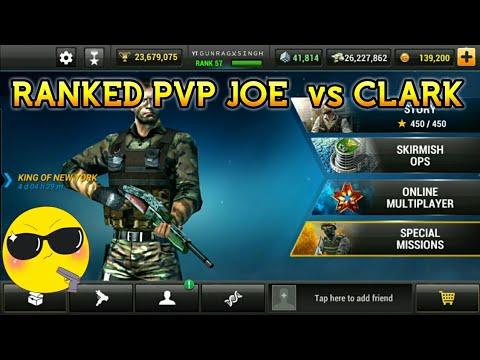 UNKILLED PvP WITH JOE RANKED vs CLARK