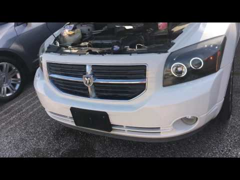 how to fix 2007 dodge caliber headlight problem youtube ignition 2007 dodge caliber fuse box diagram low beam head light four cylinder