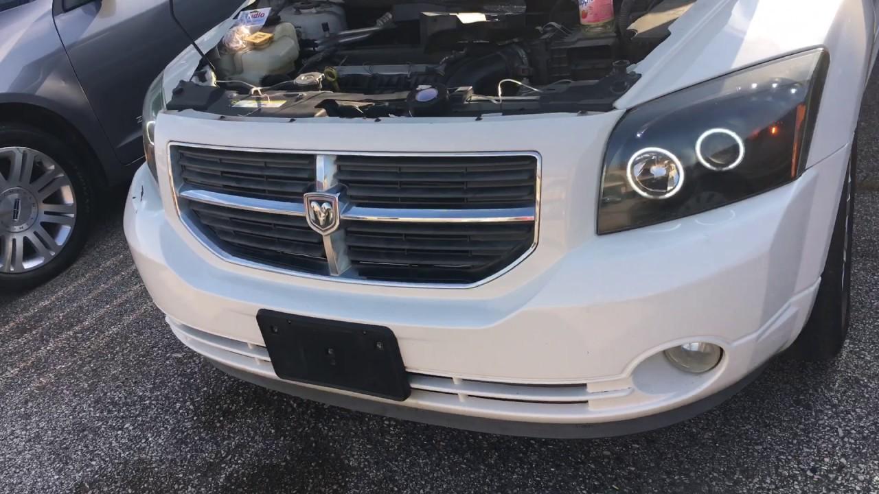 Dodge Caliber Wiring Problems