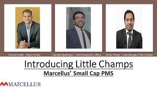 Introducing Little Champs – Marcellus' Small Cap PMS - Webinar