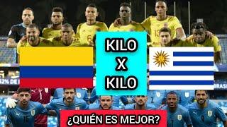 COLOMBIA VS URUGUAY - KILOXKILO COPA AMÉRICA - ¿QUIÉN GANARÁ?