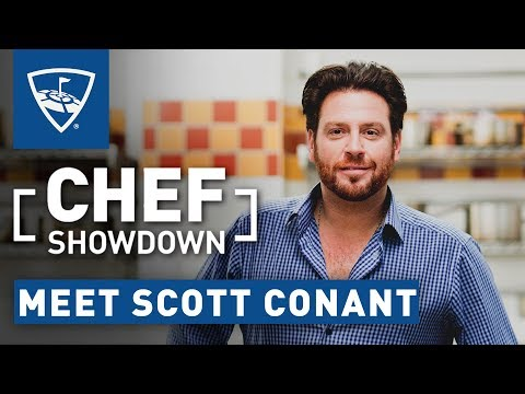 Chef Showdown | Meet Judge Scott Conant | Topgolf
