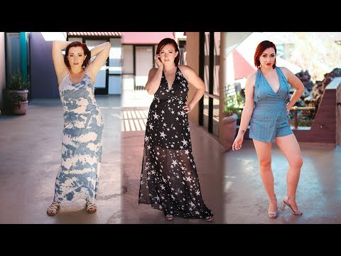 BODY CONFIDENCE BOOHOO TRY ON HAUL Size 8-12