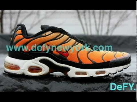 Nike Air Max Plus Pimento Tiger 2000 604133 861 Retro Review And Comparison