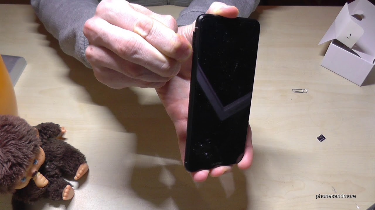 Huawei P Smart Sim Karte.Huawei P Smart How To Remove The Sim Card Tutorial For Removing The Nano Sim Cards