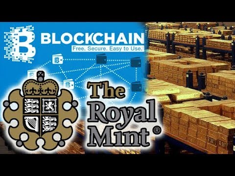 Royal Mint To Use Blockchain To Track Gold
