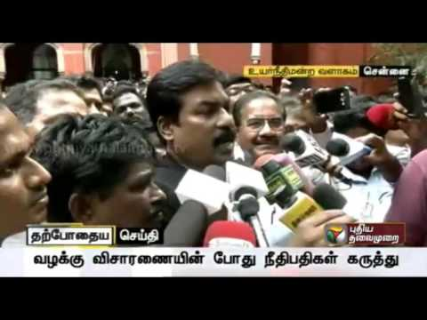 New bench to hear contempt case against Madurai lawyers