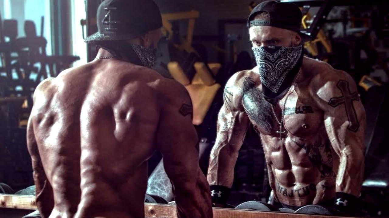 Never Surrender Aesthetic Fitness Motivation