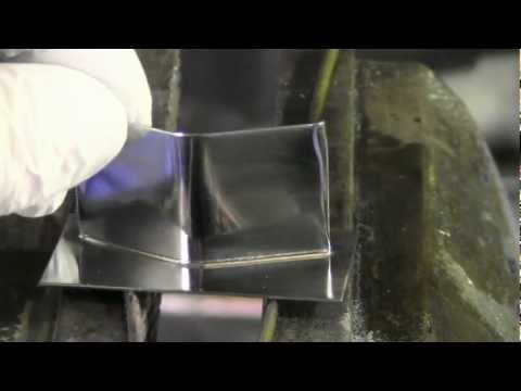 Silver Soldering Two Stainless Steel Plates