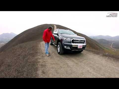 Ford Ranger pikcup por Jorge Koechlin