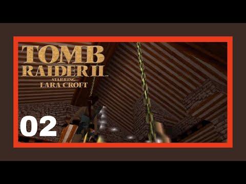 Let's Play Tomb Raider 2 [Pazifist] #02 - Raviolis Verreck
