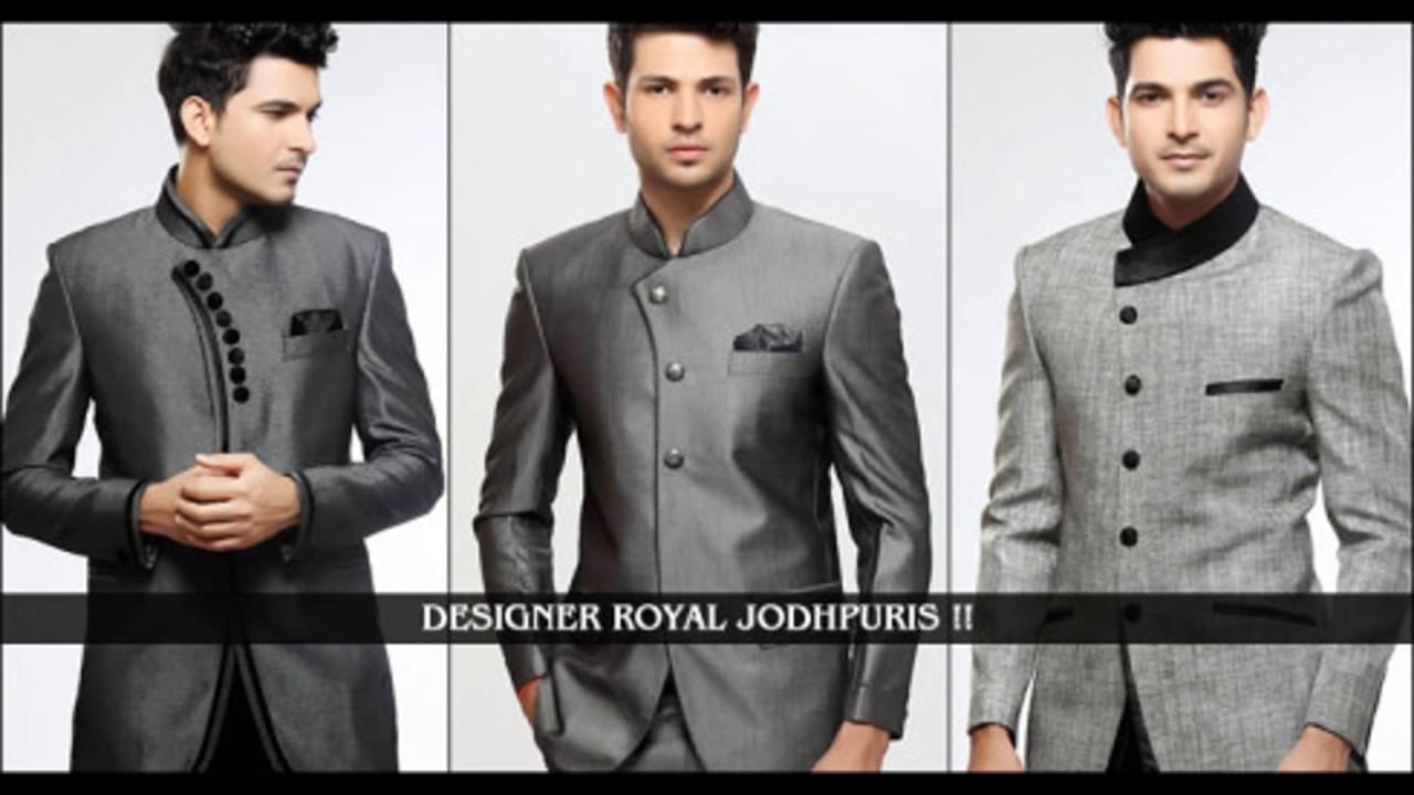 Wedding Designer Jodhpuri Suits For Groom Beauty Of Fashion Youtube