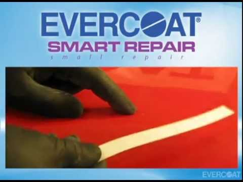 the smart repair process for small repairs youtube. Black Bedroom Furniture Sets. Home Design Ideas