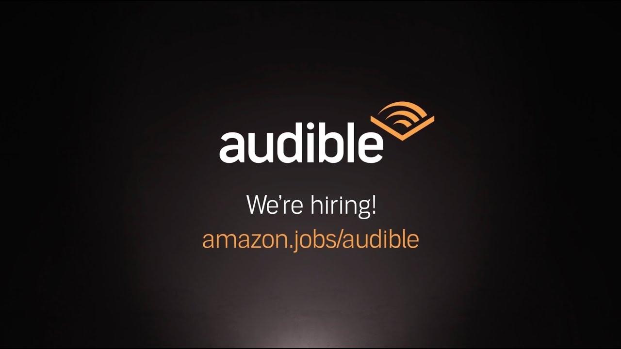 Audible | Amazon jobs