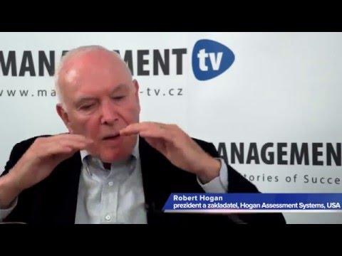 Robert Hogan on Management TV: True leadership is not a matter of politicking or charisma