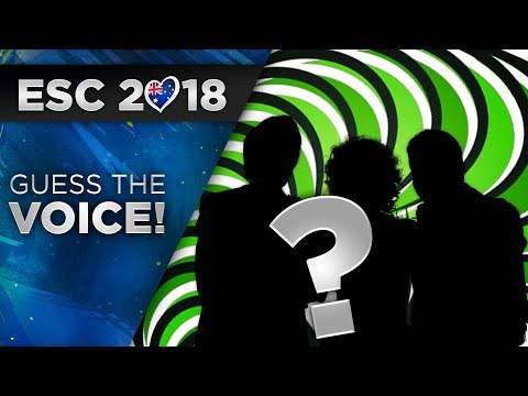 Eurovision 2018 | Guess the VOICE (From Another Song)