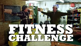 The Ultimate Fitness Challenge