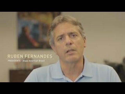 Ruben Fernandes, presidente da Anglo American no Brasil, fala sobre incidente no mineroduto