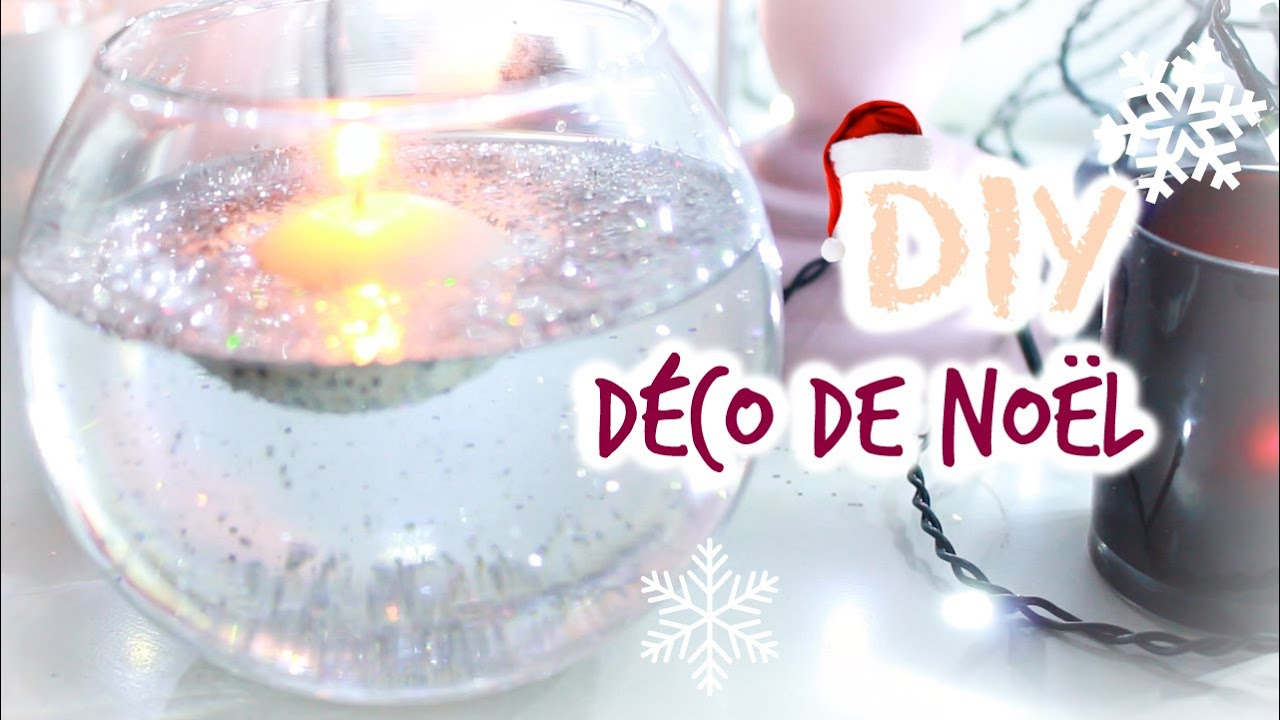 Diy d co de no l youtube - Youtube deco de noel ...