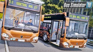 Bus Simulator 18 W/Buggs and Alex - Traffic Control