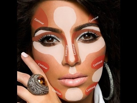 Extrêmement TuTorial fond de teint/foundation/contouring your face By Jade  IH56