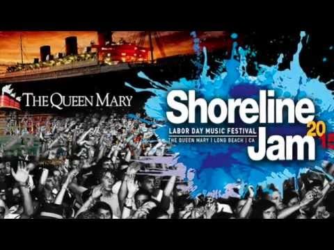 Shoreline Jam 2015 at the Queen Mary in Long Beach ,CA