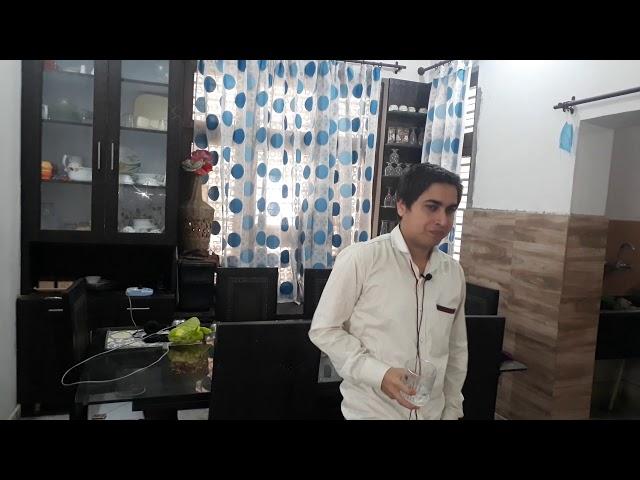 Acting Entry | Anmol Pandita |  Jammu, India