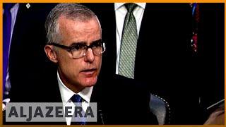 🇺🇸 Reports: McCabe gave memos on Trump interactions to Mueller | Al Jazeera English
