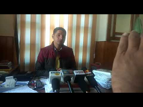 Solan :ASP descrbing about the incidence of anti nation activity