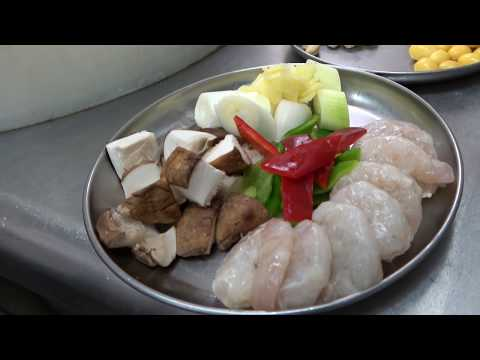 4k-pro【海老・銀杏の炒め】shrimp-and-ginkgo-stir-fry-白果蝦仁