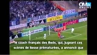 Olympique de Marseille - Liverpool FC 2004