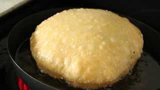 How to Make Puffy Poori