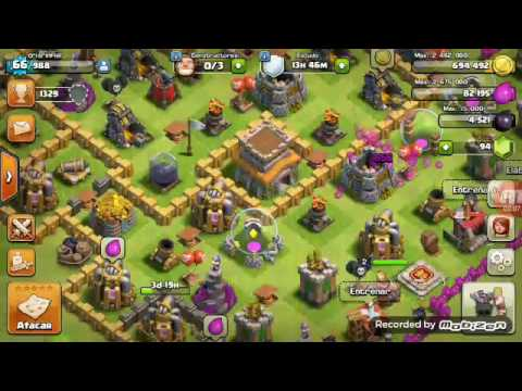 APK PARA CONSEGUIR GEMAS GRATIS Y LEGAL EN CLASH Of CLAN