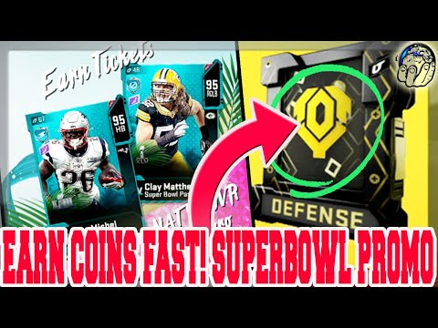 DO THIS TODAY! EASIEST COIN MAKING METHOD! EARN COINS & TRAINING FAST FOR SUPERBOWL PROMO! [MUT 20]