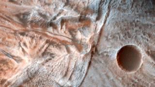 Планета Марс из космоса. Новые удивительные изображения поверхности Марса
