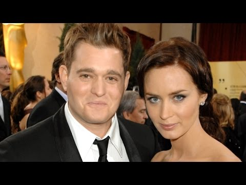 Emily Blunt Says She Doesn't Know if Michael Buble Cheated on Her