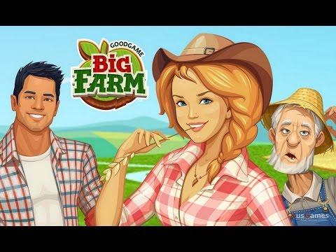 Видео Онлайн игра ферма на русском