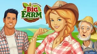 #1 Играем в большую ферму. Big Farm.