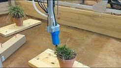 FarmBot Weed Trimmer Tool Developed by the Liberty University School of Engineering