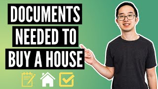 What Paperwork Do I Need to Buy a House | What do I need to give my Loan Officer