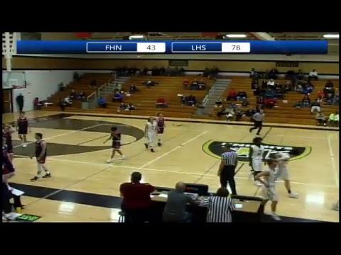 2/13 Varsity Boys Basketball vs. Liberty [Live Broadcast]