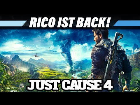Let's Play JUST CAUSE 4 #1 – Rico Rodriguez ist back! | 60FPS Gameplay German Deutsch thumbnail