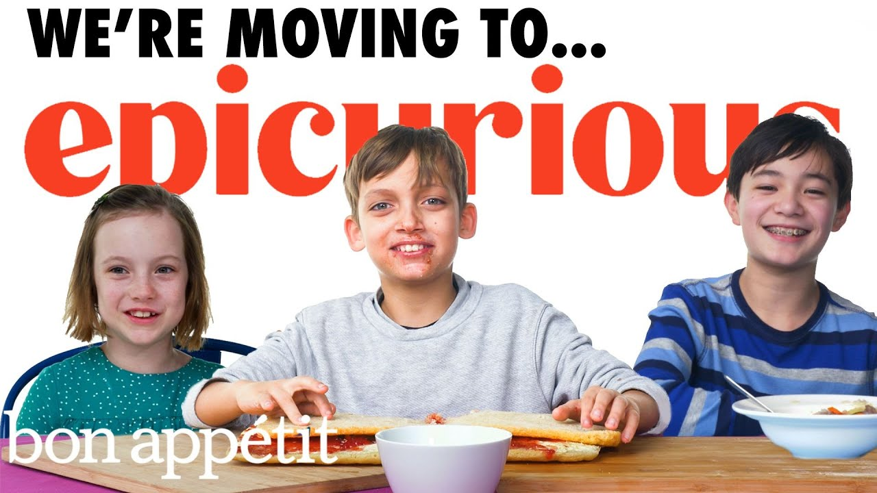 Kids Try Is Moving to Epicurious!