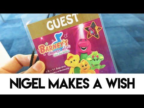34 | NIGEL MAKES A WISH