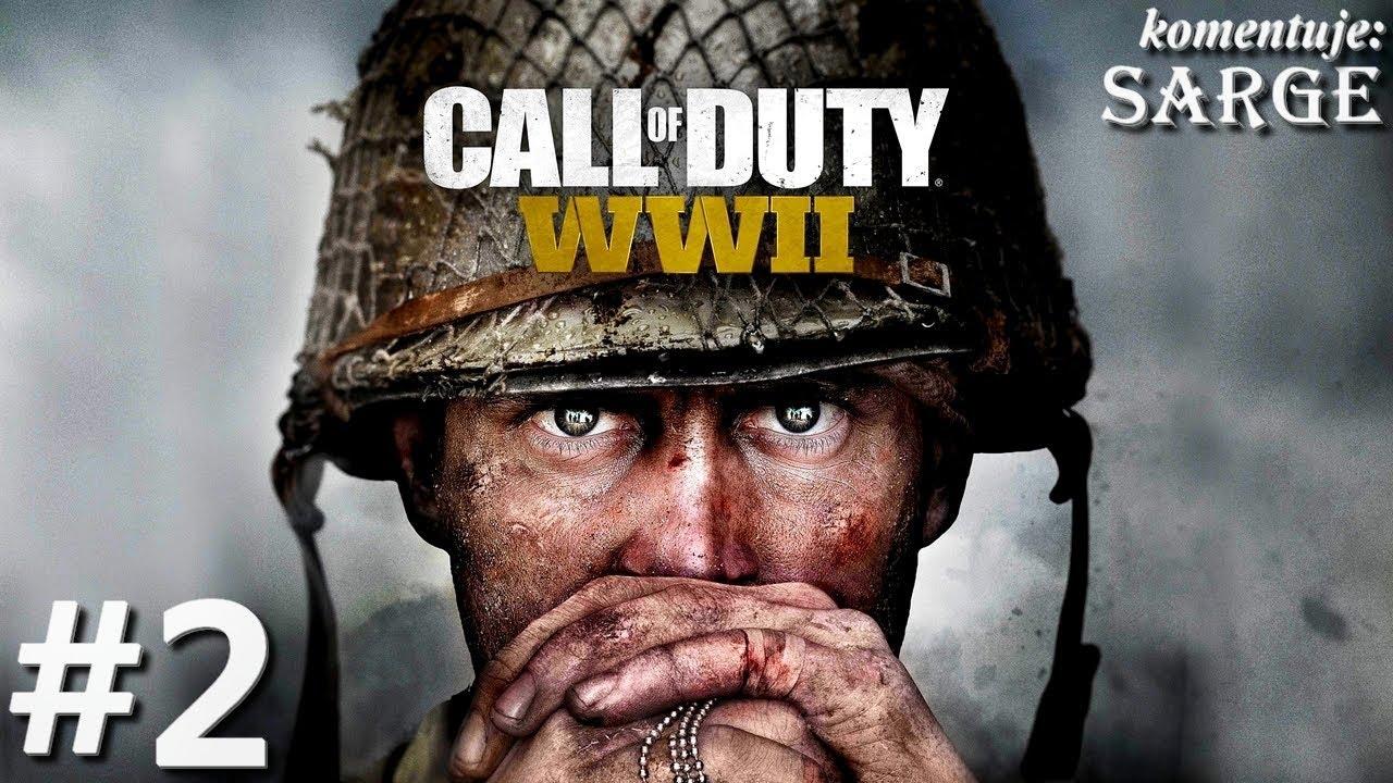 Zagrajmy w Call of Duty: WW2 [60 fps] odc. 2 – Heroiczna walka