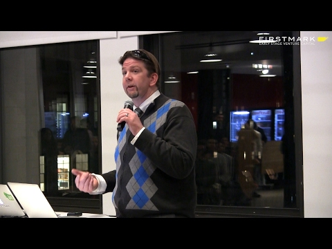 Invisible Interfaces, Microslices & More // Christopher Daly, Sotheby's [FirstMark's Design Driven]