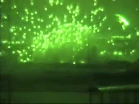 Bombardeo en irak