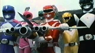 "Mighty Morphin Power Rangers - ""Fight"" Music Video (HQ)"