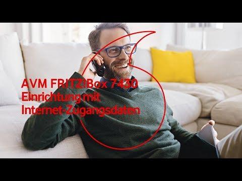 avm-fritz!box-7430---einrichtung-mit-internet-zugangsdaten-|-#dslhilfe